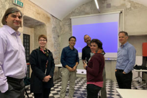 AIRR Community and iReceptor Plus meeting in Genoa an international success