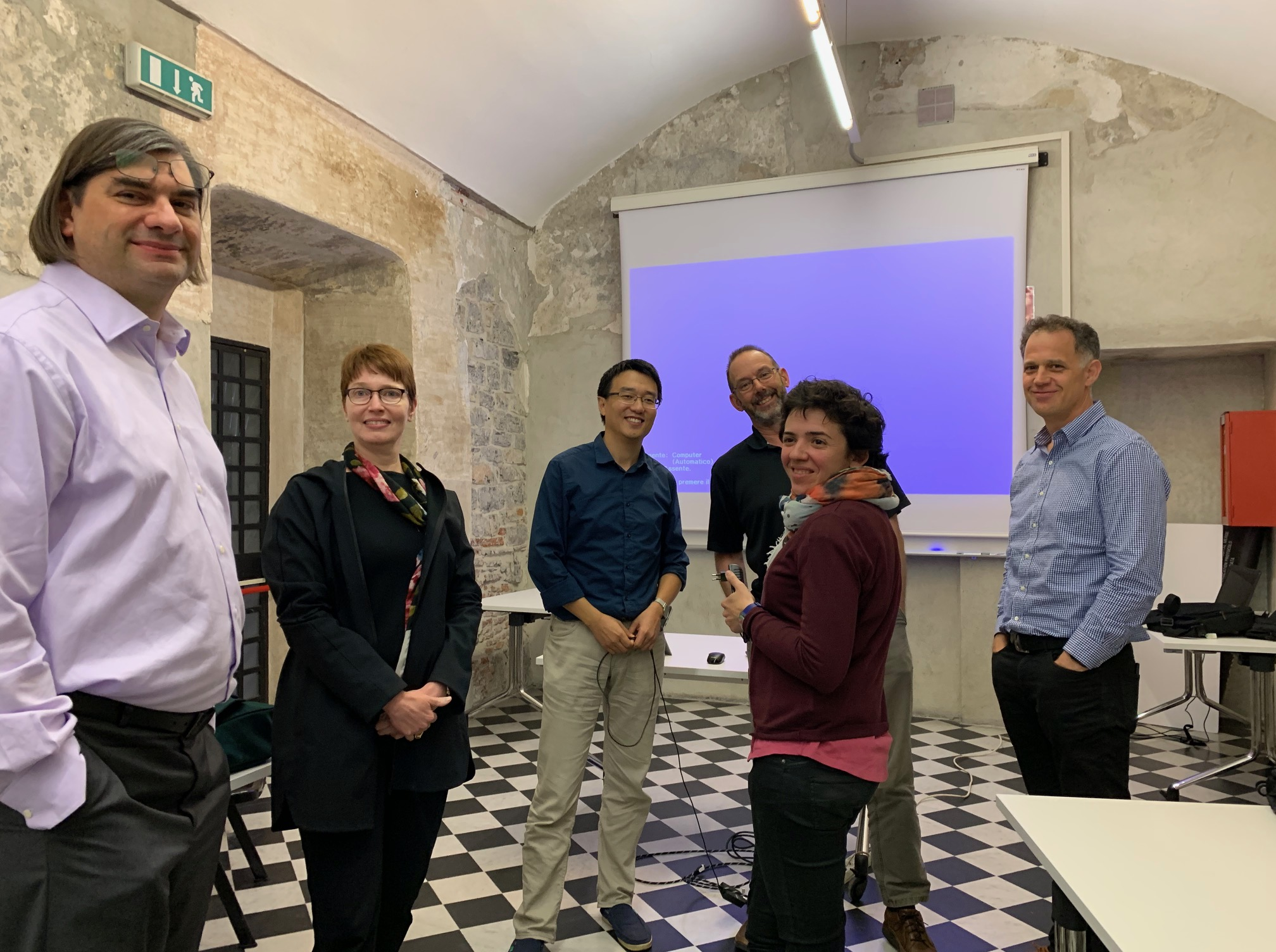 The conference of the AIRR Community and the iReceptor Plus Project in Genoa, Italy