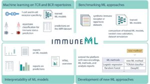 iReceptor Plus partners release immuneML, a platform for machine learning analysis of adaptive immune receptor repertoires